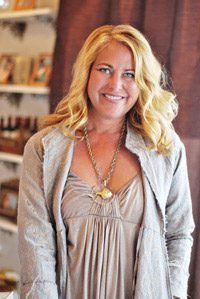 Soosie Lazenby, owner of Smock dealer Urban Coast