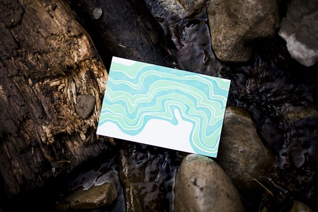 100% of profits from Smock's fracking cards are being donated to Earthworks to help reform the gas & oil industry and to protect the environment and our drinking water.