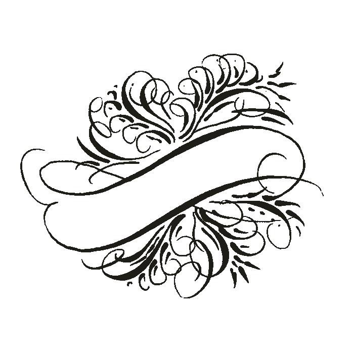 Calligraphy banner