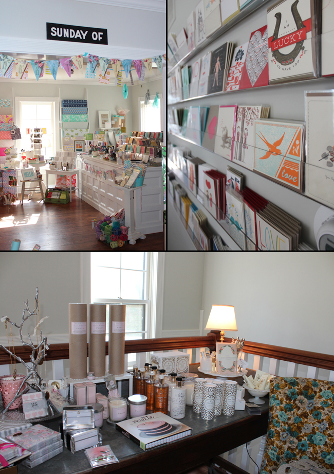 Monograham Paper & Gifts is a stationery & gift shop in Delafield Wisconsin