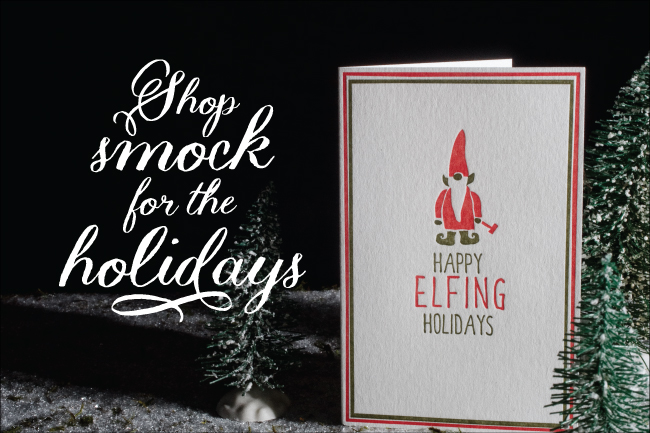 Shop Smock's 2013 Holiday Shopping Events