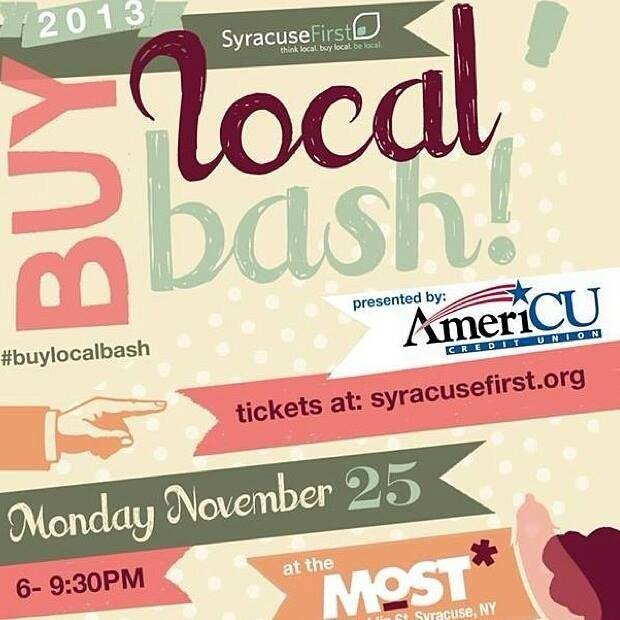Visit Smock at Syracuse's 2013 Buy Local Bash